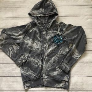 Sinful zip up hoodie